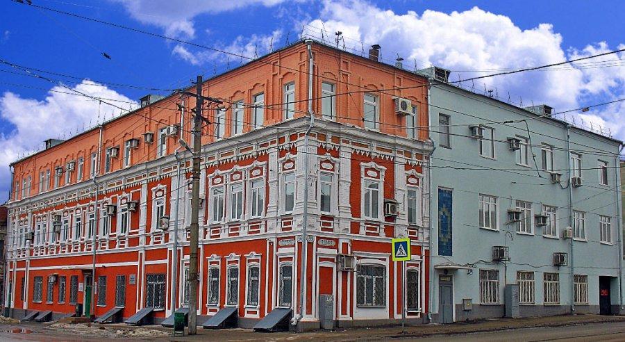 Морозовская больница лор отделение специалисты