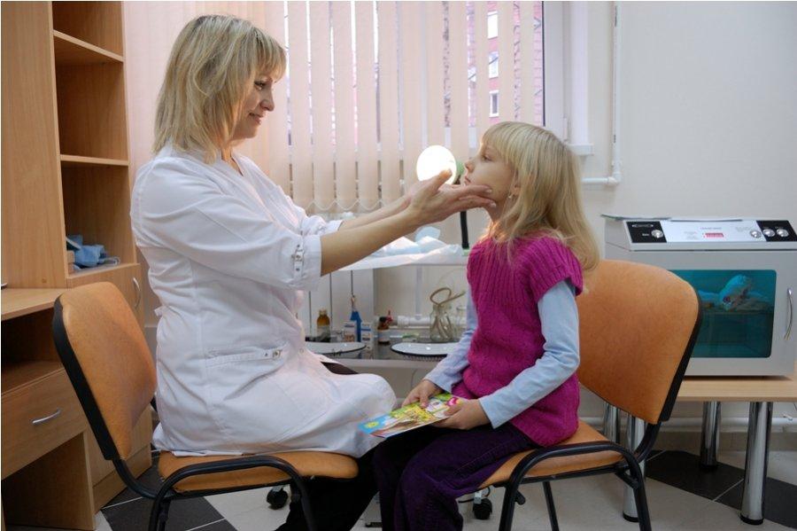 детский доктор цены на услуги